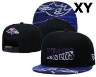 NFL Baltimore Ravens Snapback Hat (124)