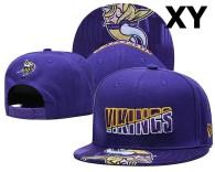 NFL Minnesota Vikings Snapback Hat (60)