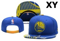 NBA Golden State Warriors Snapback Hat (360)