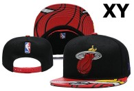 NBA Miami Heat Snapback Hat (694)