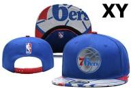 NBA Philadelphia 76ers Snapback Hat (39)