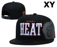 NBA Miami Heat Snapback Hat (695)