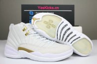 "Authentic Air Jordan 12 ""OVO"""