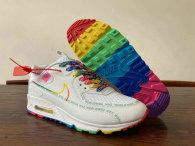 Nike Air Max 90 Men Shoes (606)