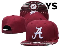 NCAA Alabama Crimson Tide Snapback Hat (37)