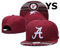 NCAA Alabama Crimson Tide Snapback Hat (37)
