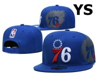 NBA Philadelphia 76ers Snapback Hat (41)