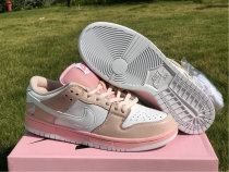 Authentic Nike Dunk SB Low Pink/Rose GS