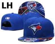 MLB Toronto Blue Jays Snapback Hat (96)