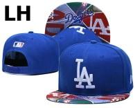 MLB Los Angeles Dodgers Snapback Hat (295)
