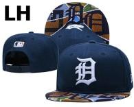 MLB Detroit Tigers Snapback Hat (53)