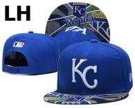 MLB Kansas City Royals Snapback Hat (57)