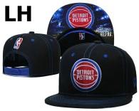 NBA Detroit Pistons Snapback Hat (29)