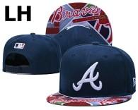 MLB Atlanta Braves Snapback Hat (99)
