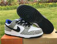 Authentic Nike Dunk Low White/Grey