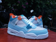 Air Jordan 4 Women Shoes AAA (55)