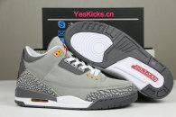 """Authentic Air Jordan 3 """"Cool Grey"""""""