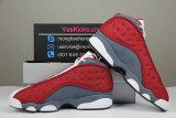 "Authentic Air Jordan 13 ""Red Flint"""