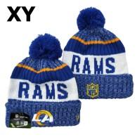 NFL Los Angeles Rams Beanies (2)