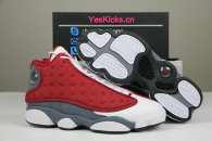 "Authentic Air Jordan 13 ""Red Flint"""
