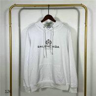 Balenciaga Hoodies M-XXL (124)