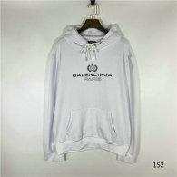 Balenciaga Hoodies M-XXL (138)