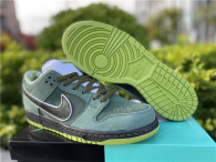 """Authentic Concepts x Nike SB Dunk Low """"Green Lobster"""""""