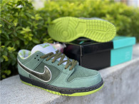 """Authentic Concepts x Nike SB Dunk Low """"Green Lobster"""" GS"""