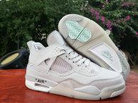 Perfect Air Jordan 4 Shoes (144)