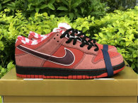 """Authentic Nike SB Dunk Low """"Lobster"""""""