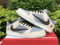 Authentic Nike SB Dunk Low Grey/Blue/Black GS