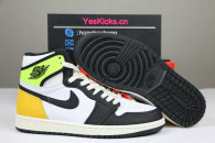 "Authentic Air Jordan 1 High OG ""Volt Gold"""
