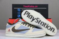 Authentic Travis Scott x PlayStation x Nike Dunk Low