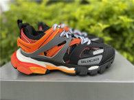 Balenciaga Track Trainers 3.0 Black/Grey/Orange