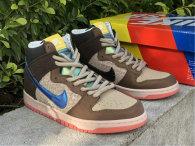 "Authentic Concepts x Nike SB Dunk High ""Mallard"" GS"