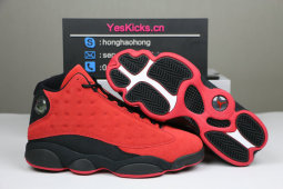 "Authentic Air Jordan 13 ""Reverse Bred"""