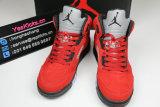 """Authentic Air Jordan 5  """"Raging Bull"""""""