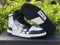 Amiri Skel High-Top Black/White