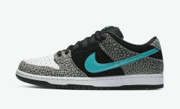"Authentic Nike SB Dunk Low ""Elephant"""