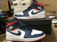 "Authentic Air Jordan 1 Mid SE ""USA"" GS"