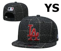MLB Los Angeles Dodgers Snapback Hat (296)