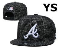 MLB Atlanta Braves Snapback Hat (100)