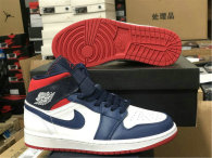 "Authentic Air Jordan 1 Mid SE ""USA"""