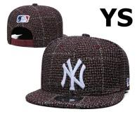 MLB New York Yankees Snapback Hat (635)
