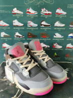 Air Jordan 4 Women Shoes AAA (59)