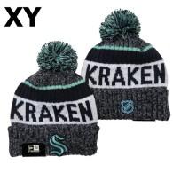 NHL Seattle Kraken Beanies (1)