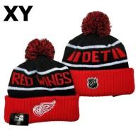 NHL Detroit Red Wings Beanies (8)