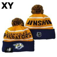 NHL Nashville Predators Beanies (2)