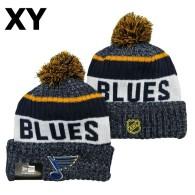 NHL St Louis Blues Beanies (2)