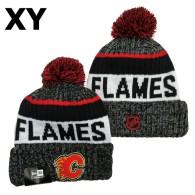 NHL Calgary Flames Beanies (2)